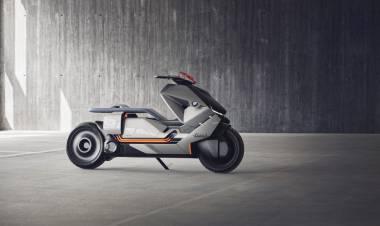 Das BMW Motorrad Concept Link.