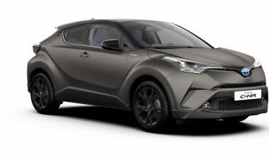 Matt im Trend - Toyota bietet neue Folierungen ab Werk für den C-HR und GT86