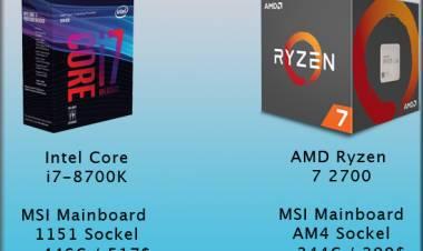 Der AMD Ryzen 7 2700