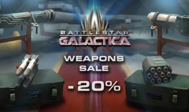 20% Waffen Sale