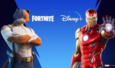 Fortnite & Disney+ - V-Bucks kaufen und Disney+ gratis schauen!
