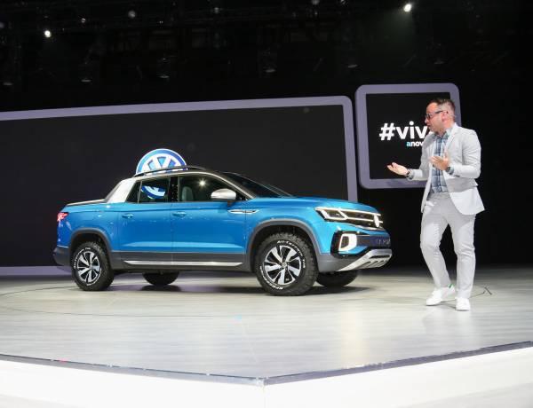 VW: Neues Pickup-Konzept