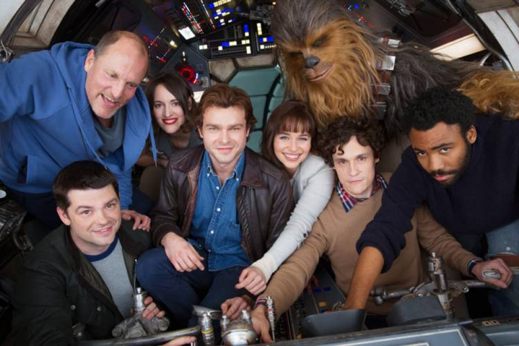 Han Solo - A Star Wars Story