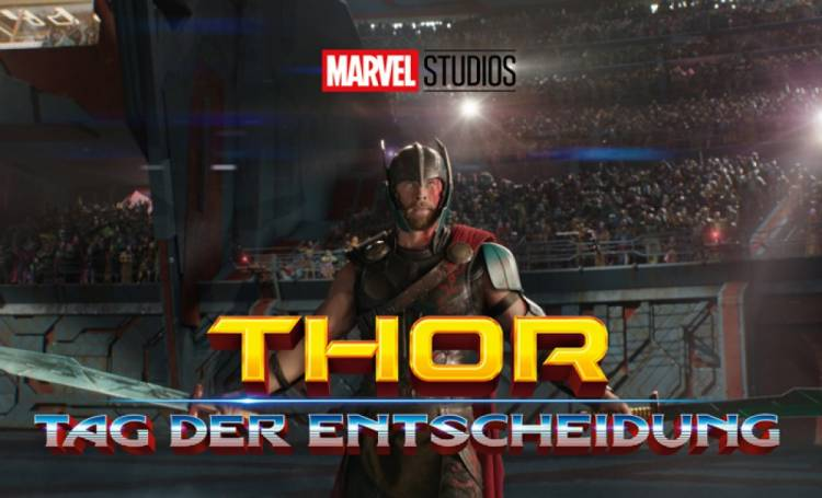 Thor erobert die Kinocharts mit einem Donnerschlag!