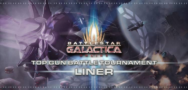 Liner - Top Gun Turnier
