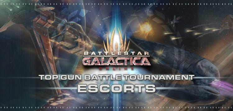 Eskorte - Top Gun Turnier