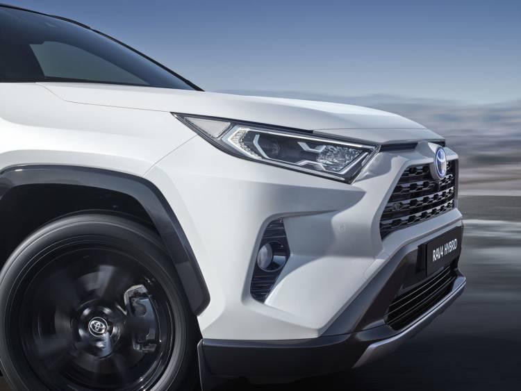 Die Premiere des neuen Toyota RAV4 Hybrid